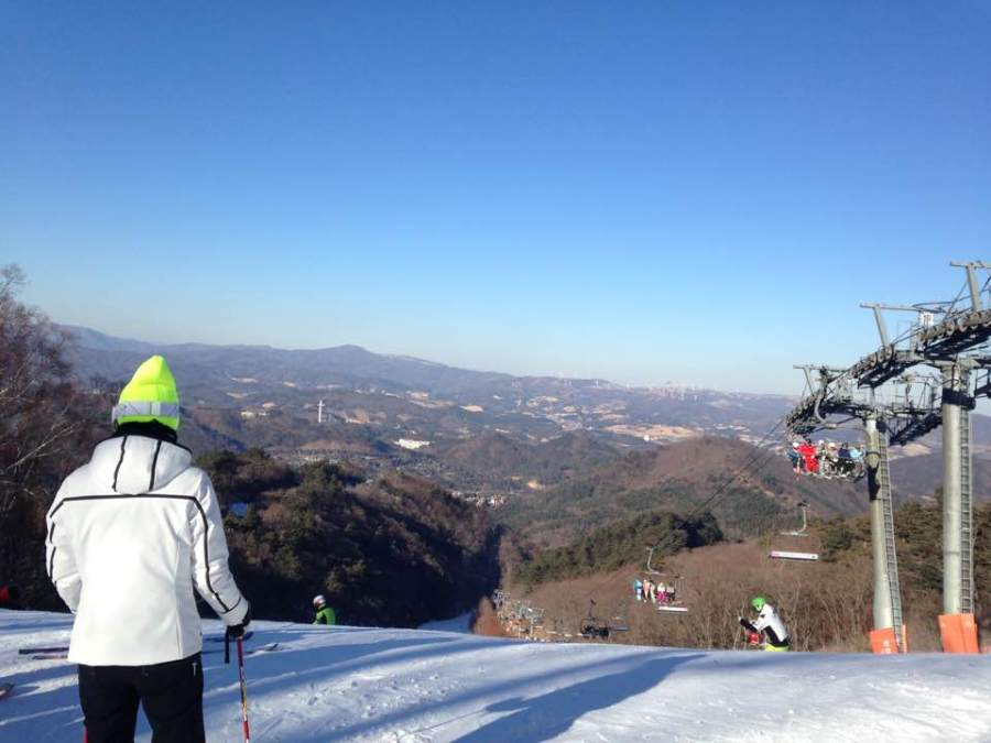 Yongpyong Ski Resort, Yeongpyeong Ski Resort, Yongpyeong Ski Resort, Skiing in South Korea, Pyeongchang, Pyongchang